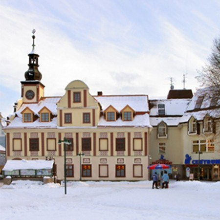 WINTER IN VRCHLABÍ